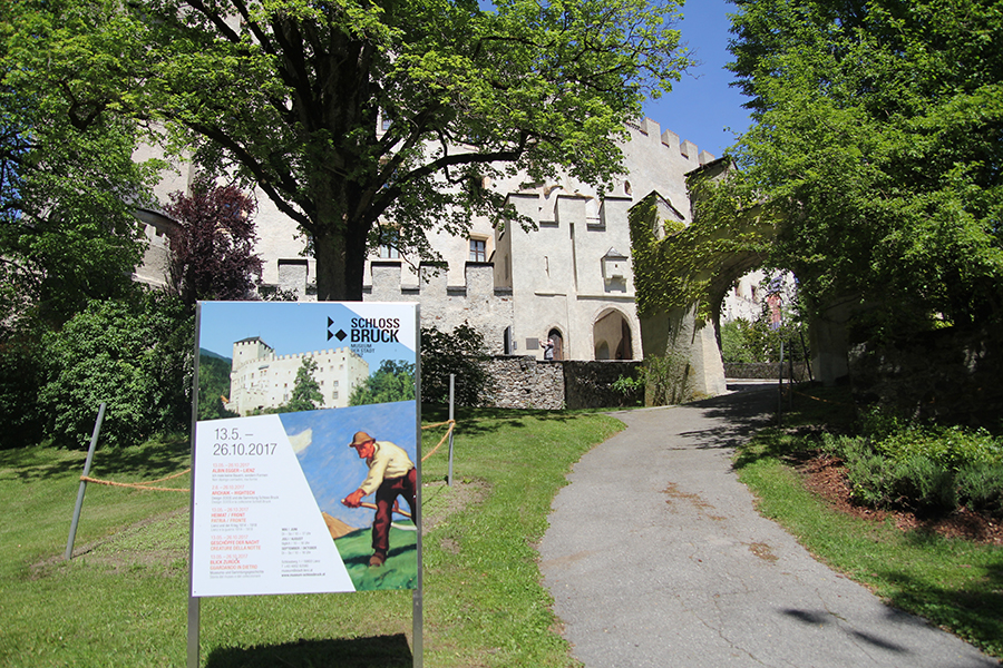 Lienz-Tipps: Kultur im Schloss Bruck