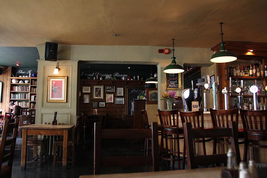 Bangor Café Tipp: The Fat Cat Café Bar