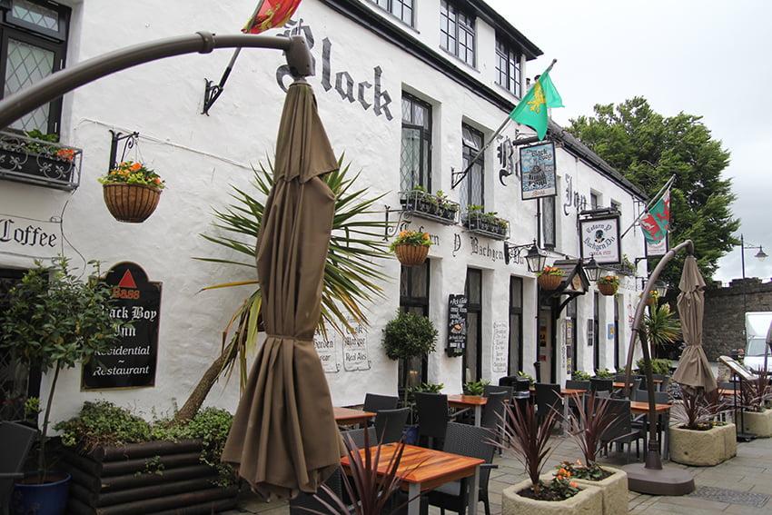 Caernarfon Tipps: Black Boy Inn