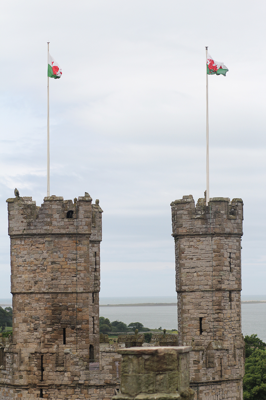Norwales-Tipp: Caernarfon Castle
