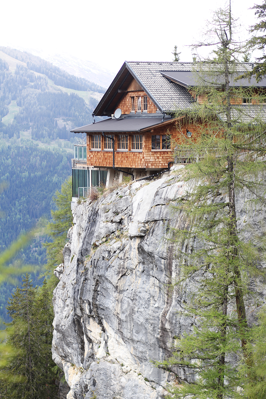 Luxus-Berghütte: Die Dolomitenhütte in Osttirol