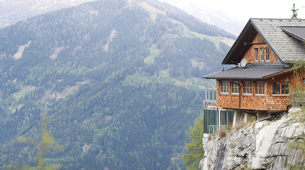 Berghütte Deluxe: Die Dolomitenhütte in Osttirol