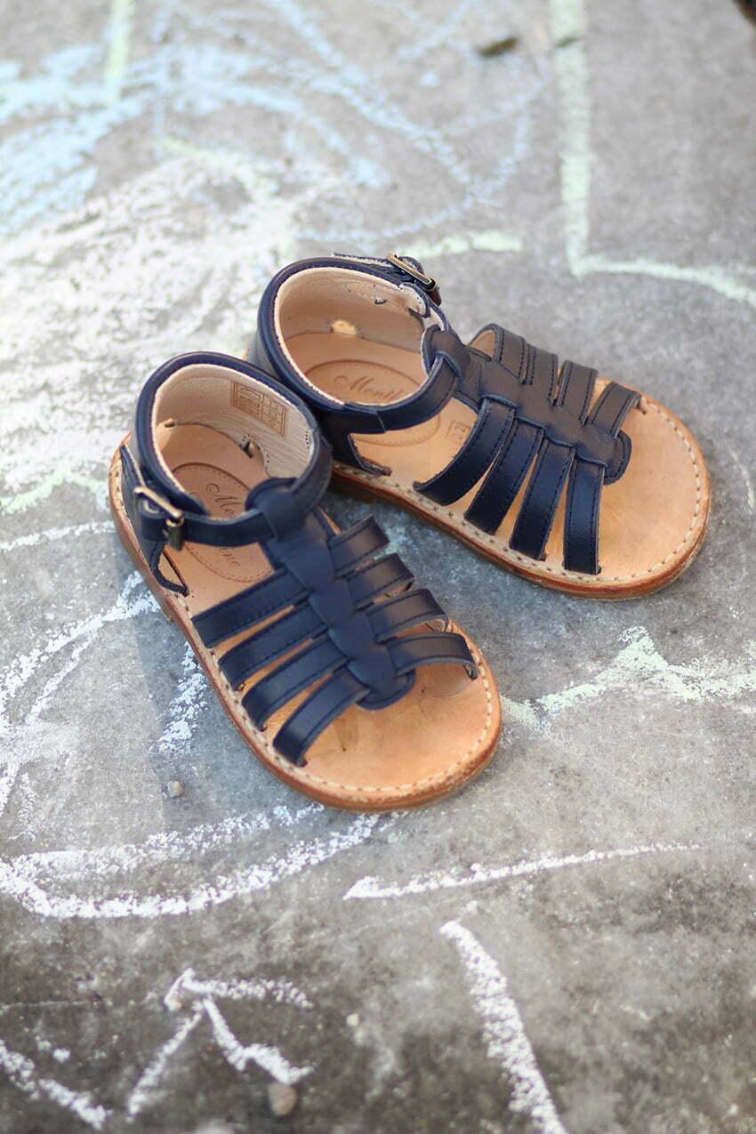 Im Test: Mädchen-Schuhe von Menthe et Grenadine