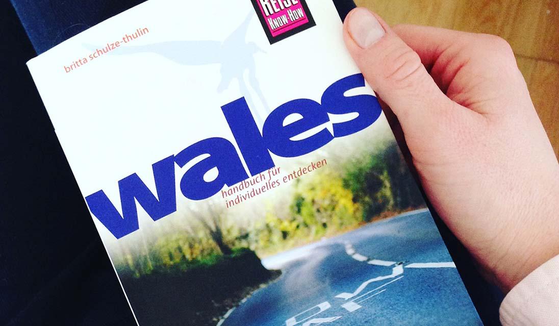 Es geht nach Wales!