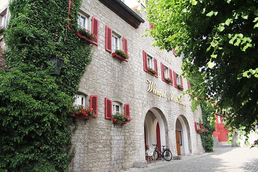 Weingut Meintzinger in Frickenhausen