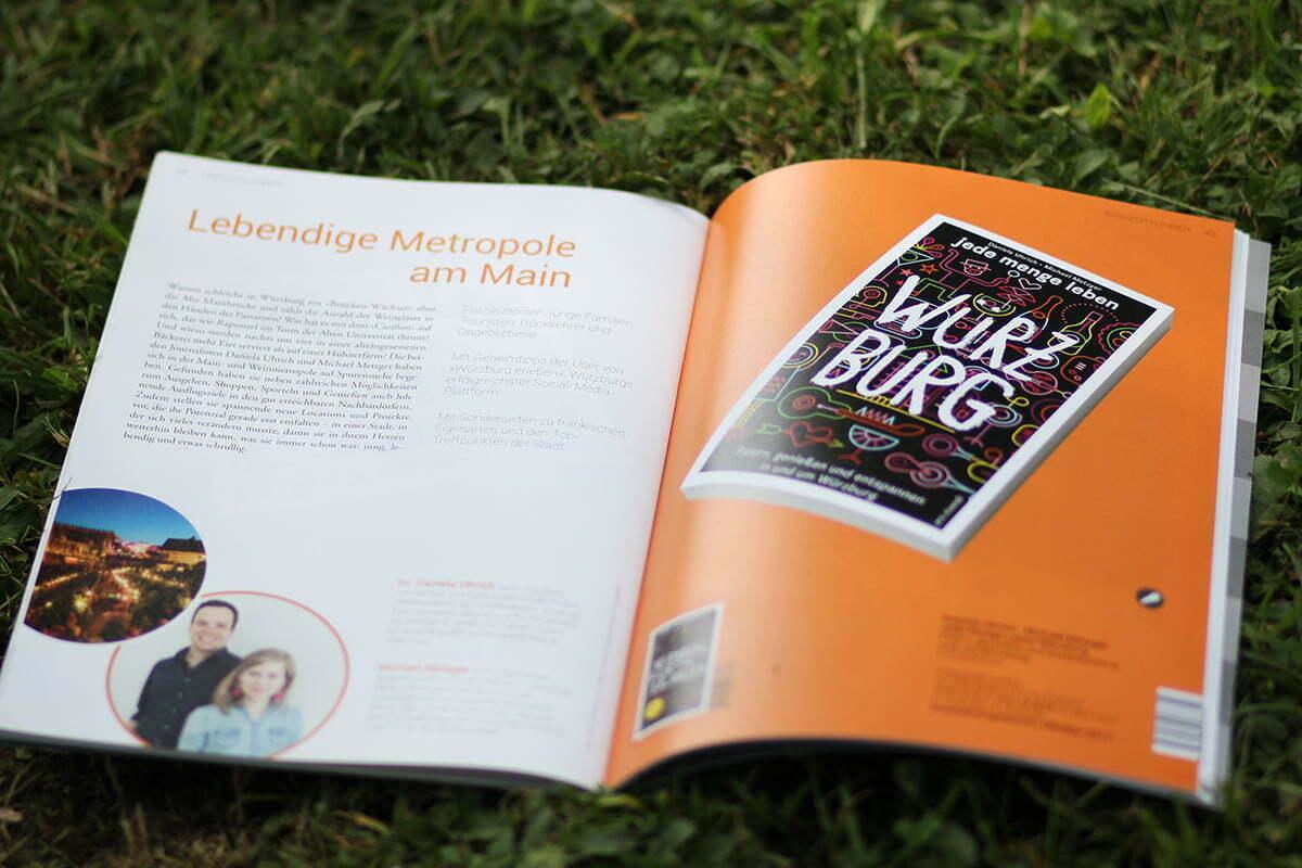 Würzburg-Buch: Reiseführer von Daniela Uhrich