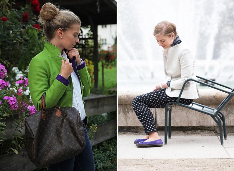 Die Basisgarderobe der Lady: Janker und Baumwollblazer
