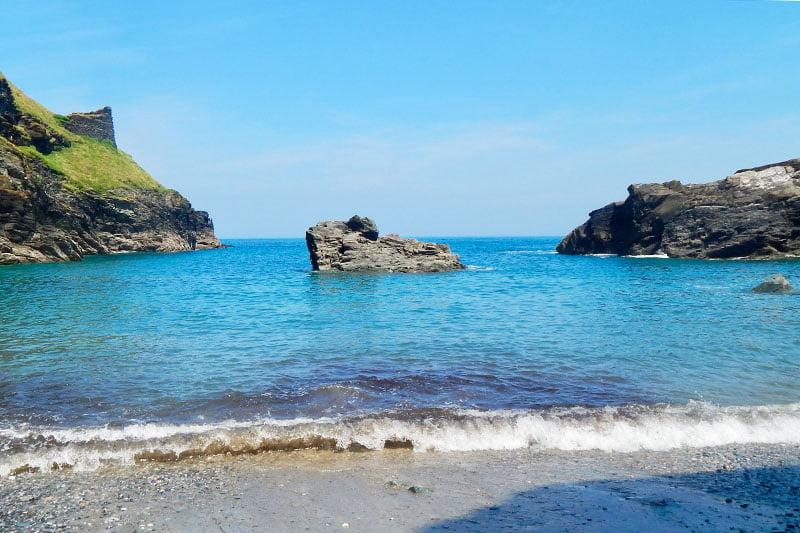 Cornwall-Tipps: Tintagle Castle