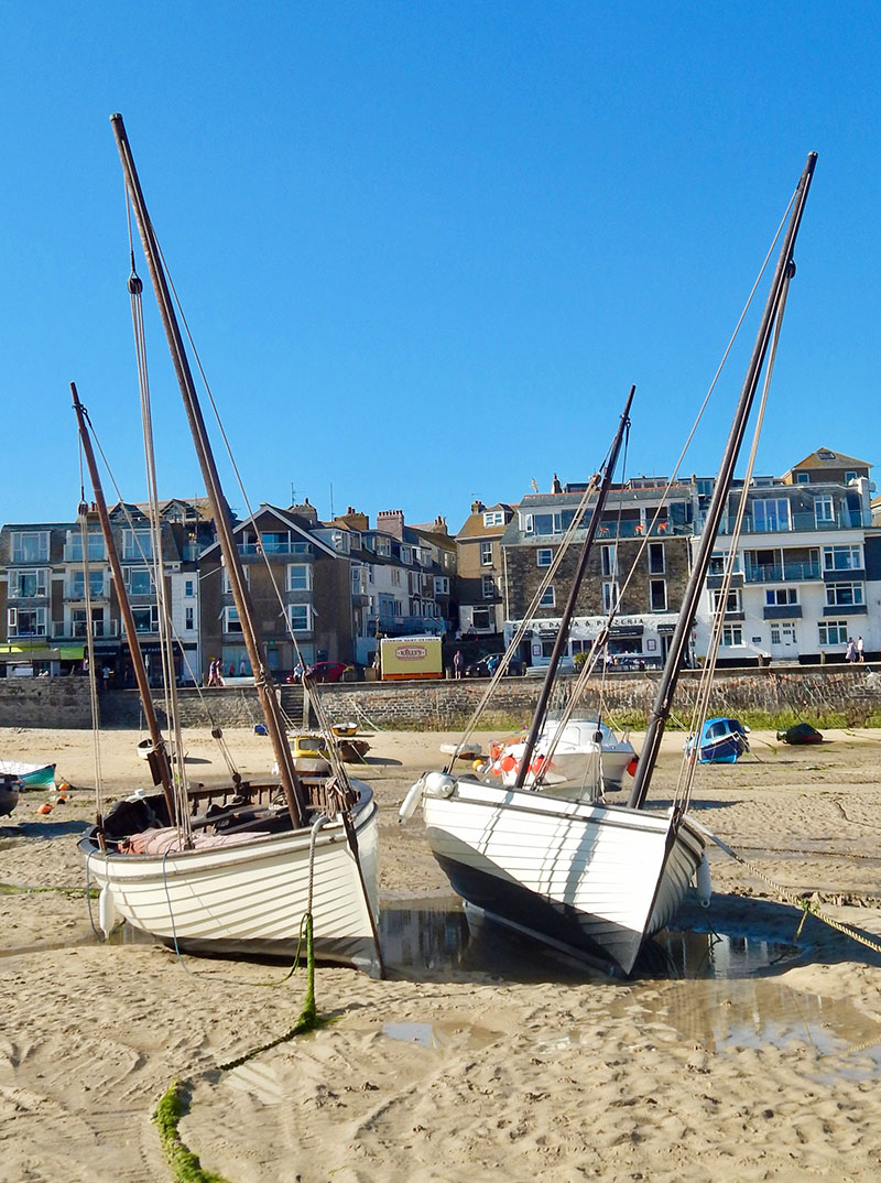 Cornwall-Tipps: St. Ives