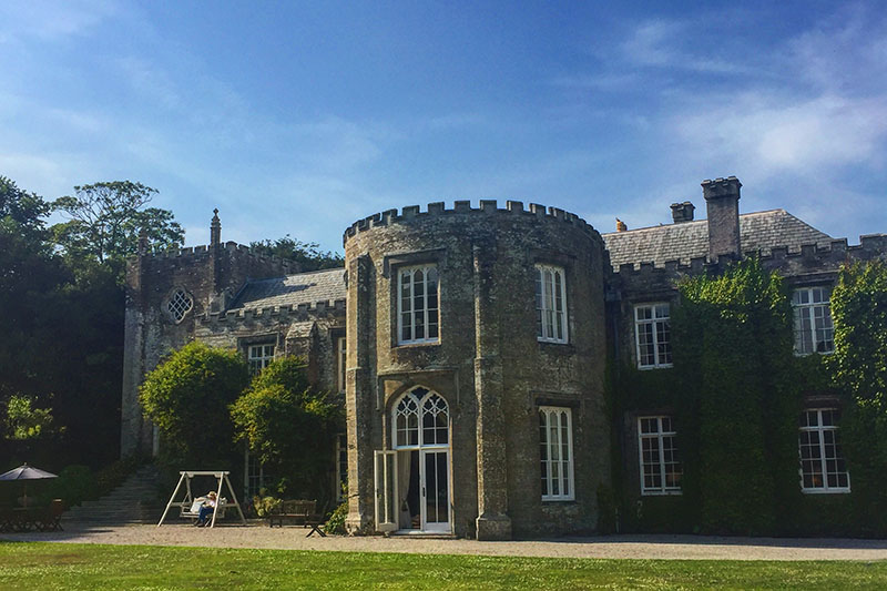 Cornwall-Tipps: Prideaux Place