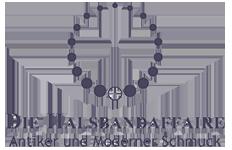 Die Halsbandaffaire Logo
