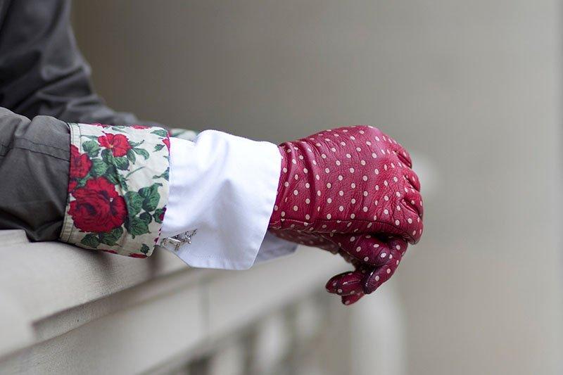 Die Basisgarderobe der Lady: Handschuhe von Sermoneta Gloves