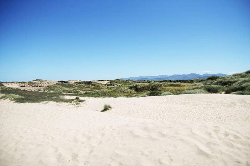 Tipps für Nordwales: Der Dünenstrand Llanddwyn auf Anglesey