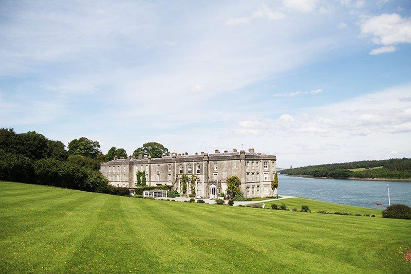 Tipps für die Insel Môn: Schloss Plas Newydd