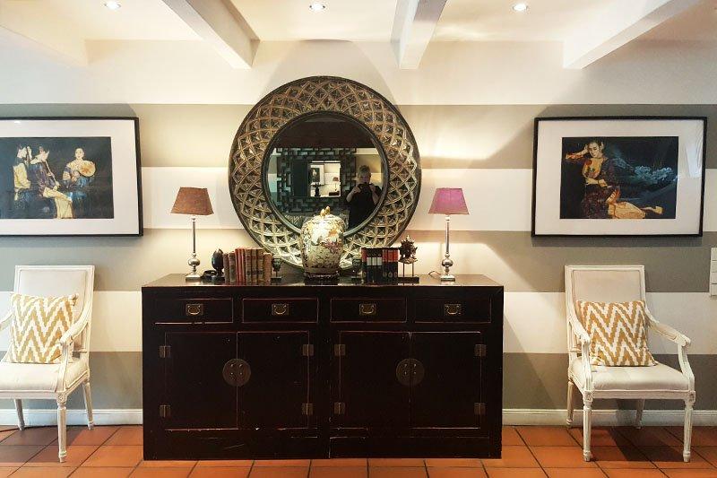Einrichtungsstil: Modernes Landhaus mit orientalischen Einflüssen