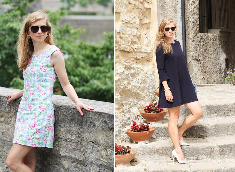 Die Basisgarderobe der Lady: Sommerkleid und Alltagskleid