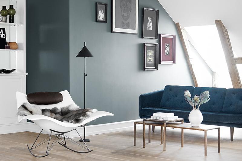 Design-Klassiker: Der Stingray-Schaukelstuhl von Fredericia