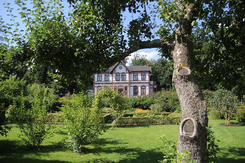 Das Hotel am Tiefwarensee in Waren/Müritz