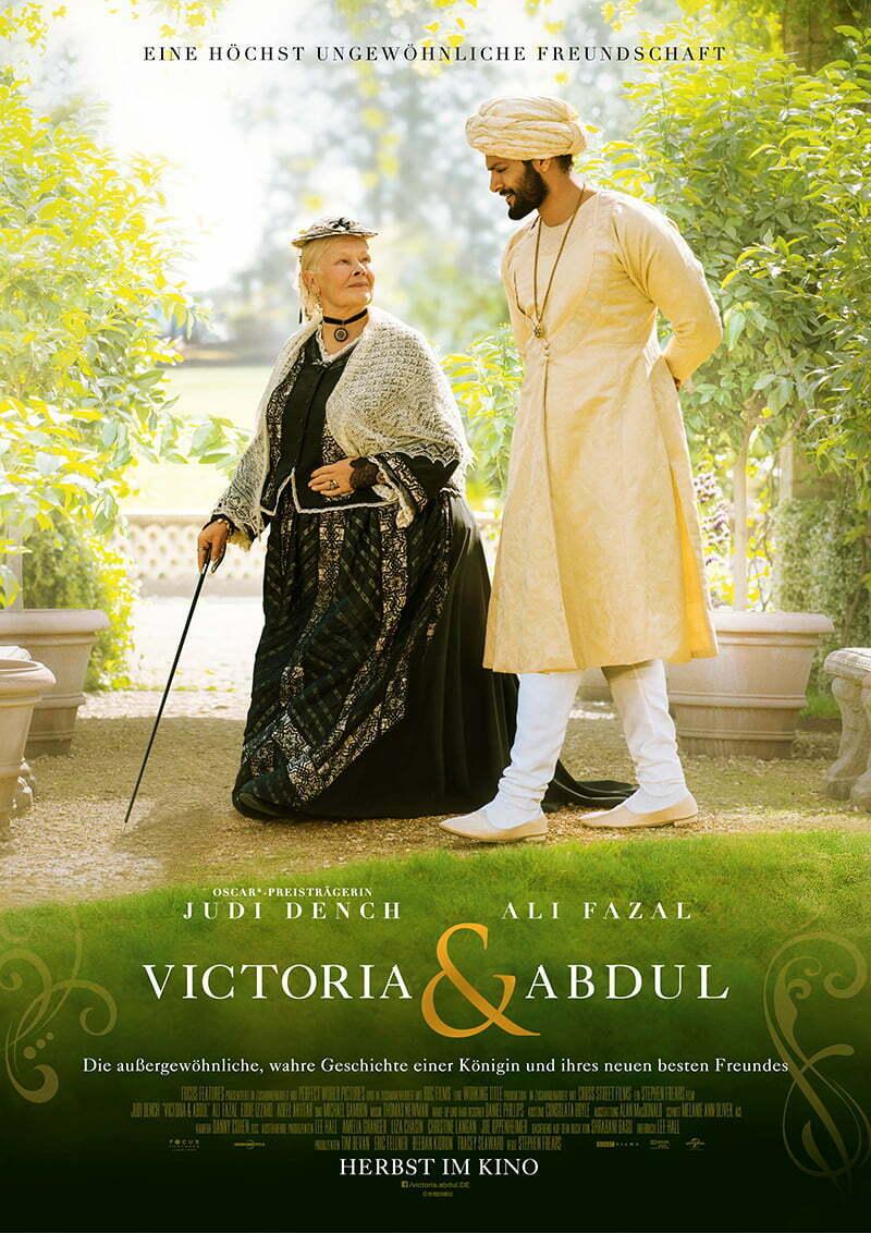 Film-Tipp: Queen Victoria & Abdul