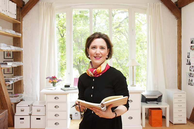 Autorin Stefanie von Wietersheim