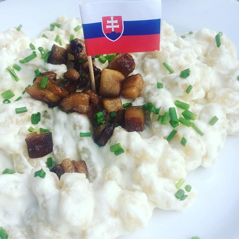Bratislava-Tipps: Abendessen im Biergarten Bratislavský meštiansky pivovar