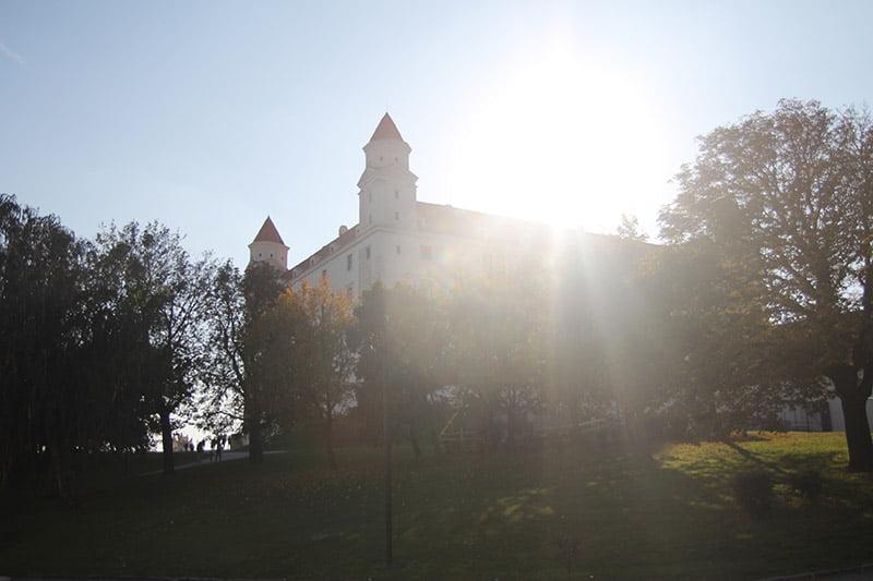 Bratislava-Tipps: Spaziergang zur Burg