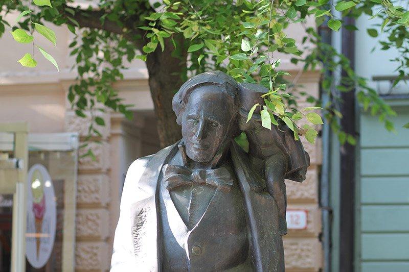 Bratislava-Tipps: Hans Christian Andersen