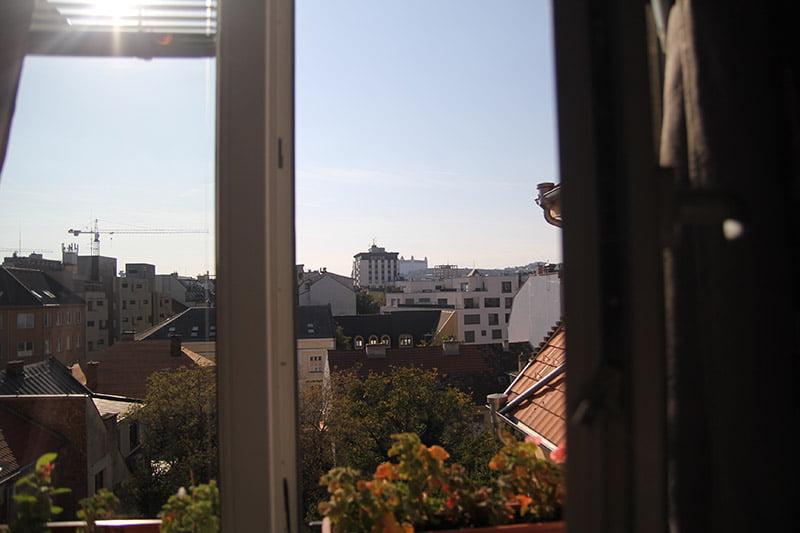 Bratislava-Tipps: Die Maisonettewohnung von Boris