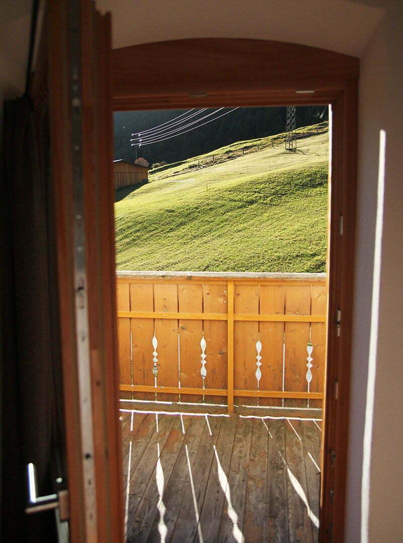 Alpin-Lodge Josephus im Schnalstal