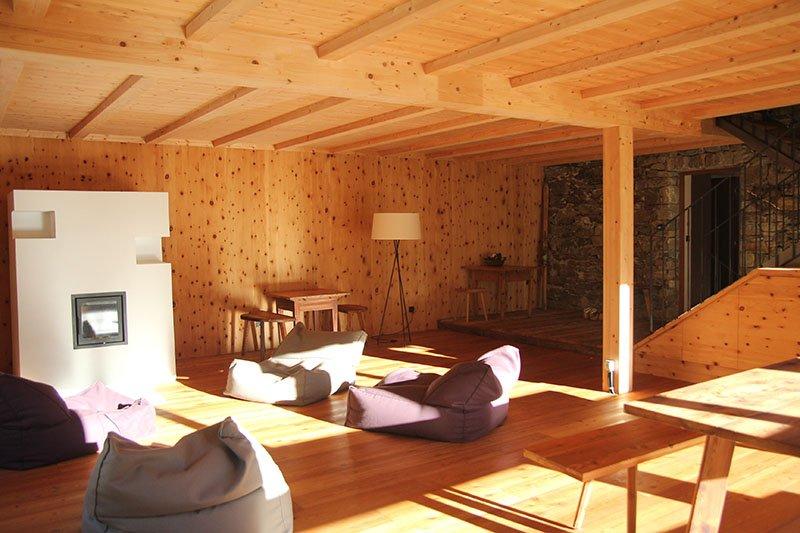 Ruhe und Entspannung in der Alpin-Lodge Josephus im Schnalstal