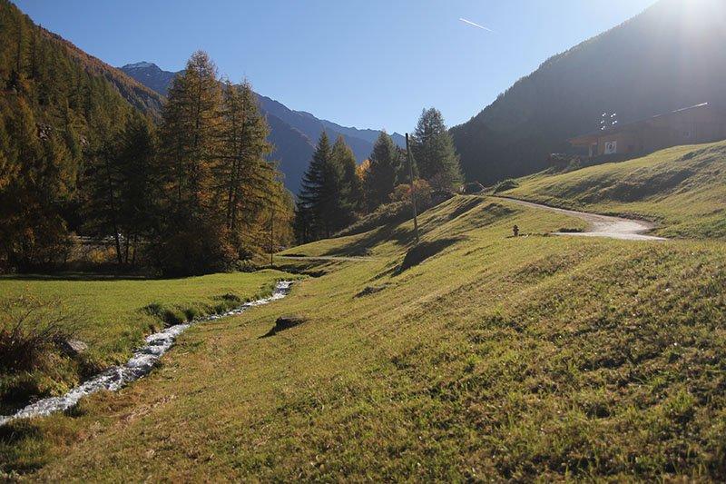 Inmitten einer Idylle: Die Alpin-Lodge Josephus im Schnalstal