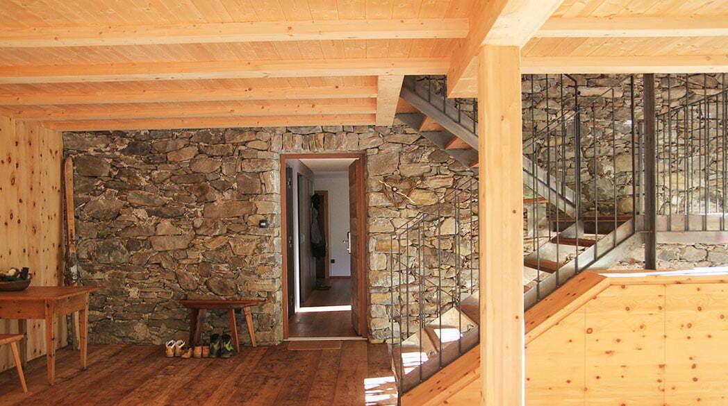 Die Alpin-Lodge Josephus im Schnalstal