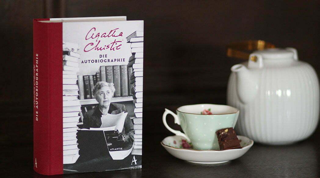 Agatha Christie: Die Autobiografie aus dem Hoffmann und Campe Verlag