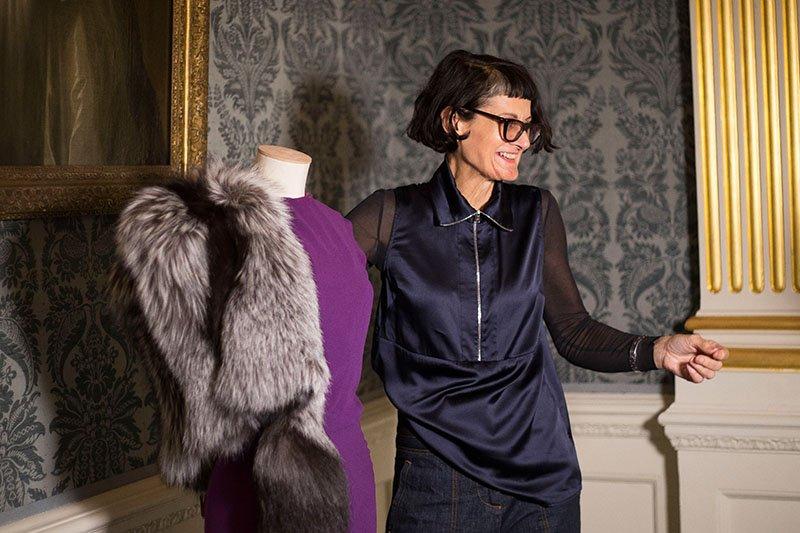 Kostümdesignerin Alexandra Byrne