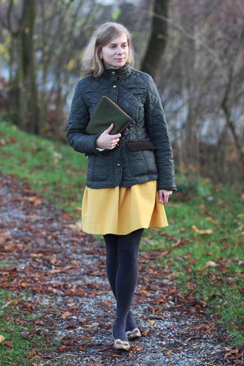 Eine Clutch der Lady-Blog-Carlitos-Kollektion