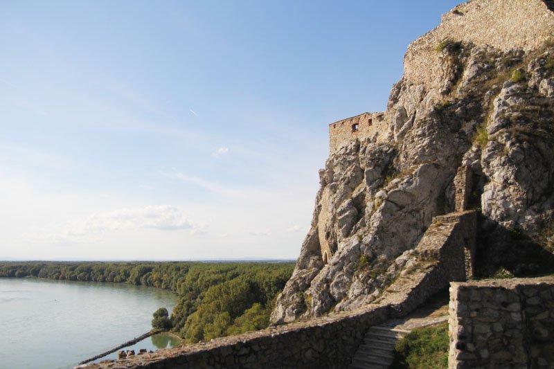 Burgruine Devín (Burg Theben)