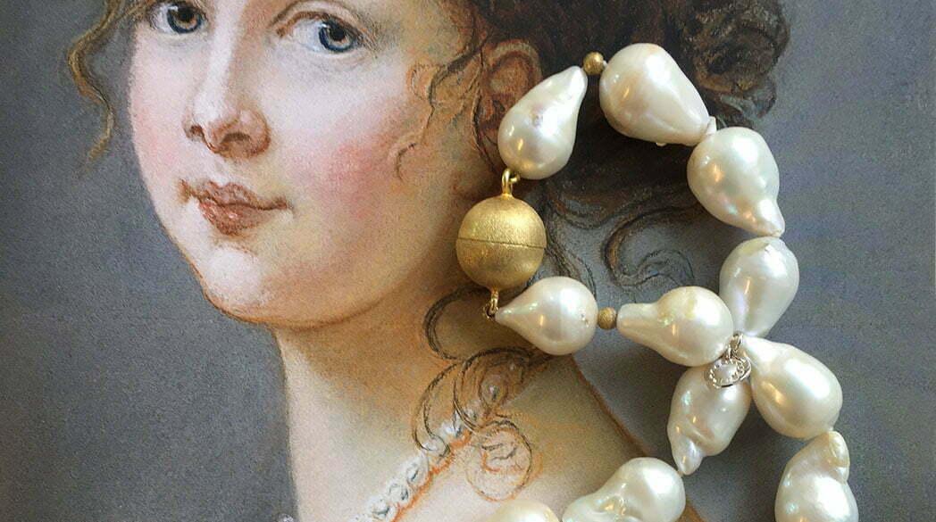 """Perlen sind so wundervoll wandelbar!"""