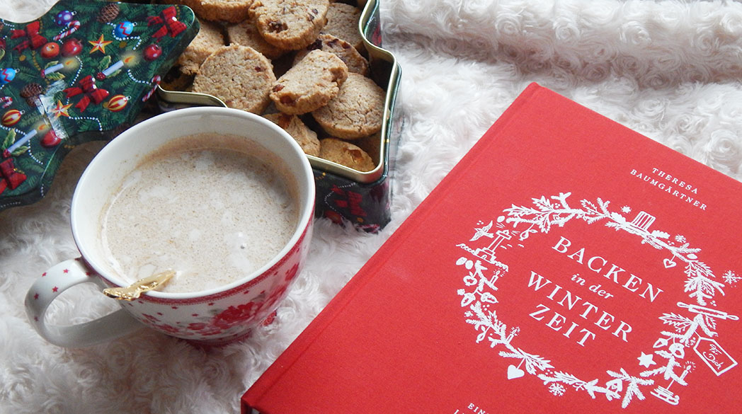 "Bookparty von Theresas ""Backen in der Winterzeit"""
