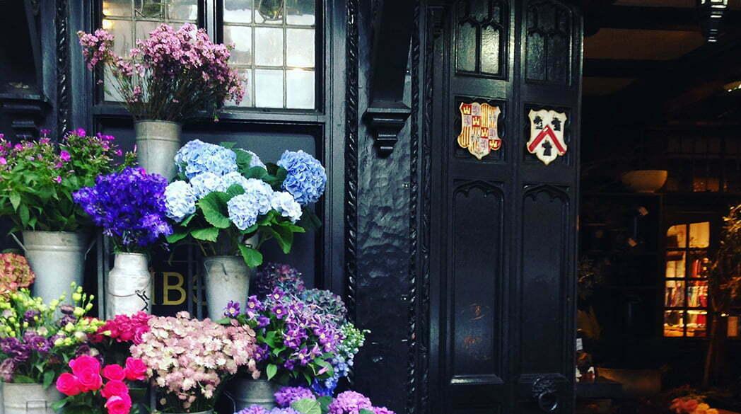 Liberty London: Einkaufen mit Stil & Tradition