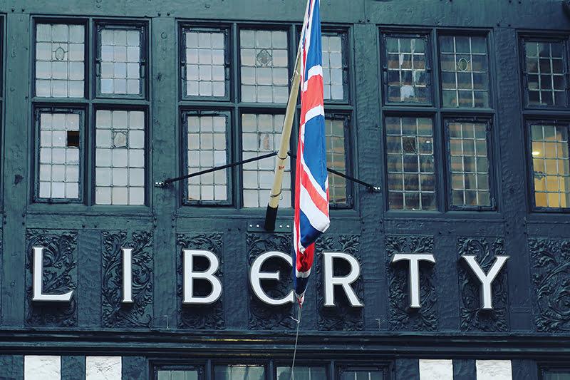 London-Tipp: Das Kaufhaus Liberty London