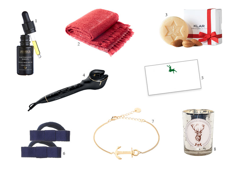 Lady-Blog Weihnachtsgewinnspiel mit Indian Affairs, KLAR und v.m.