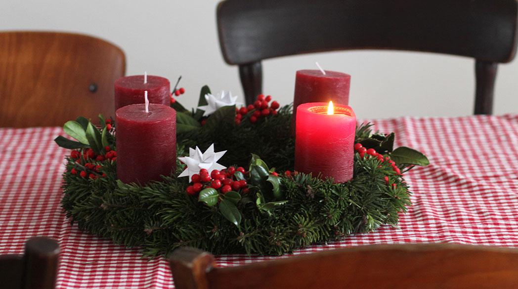 Frohe Weihnachten//Wir machen Blog-Urlaub!
