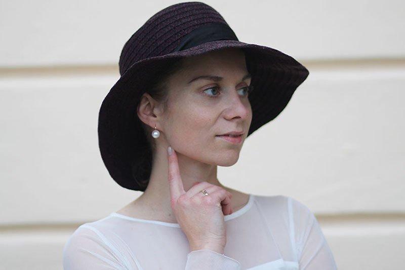Hut-Knigge: Der breitkrempige Hut/Flapper