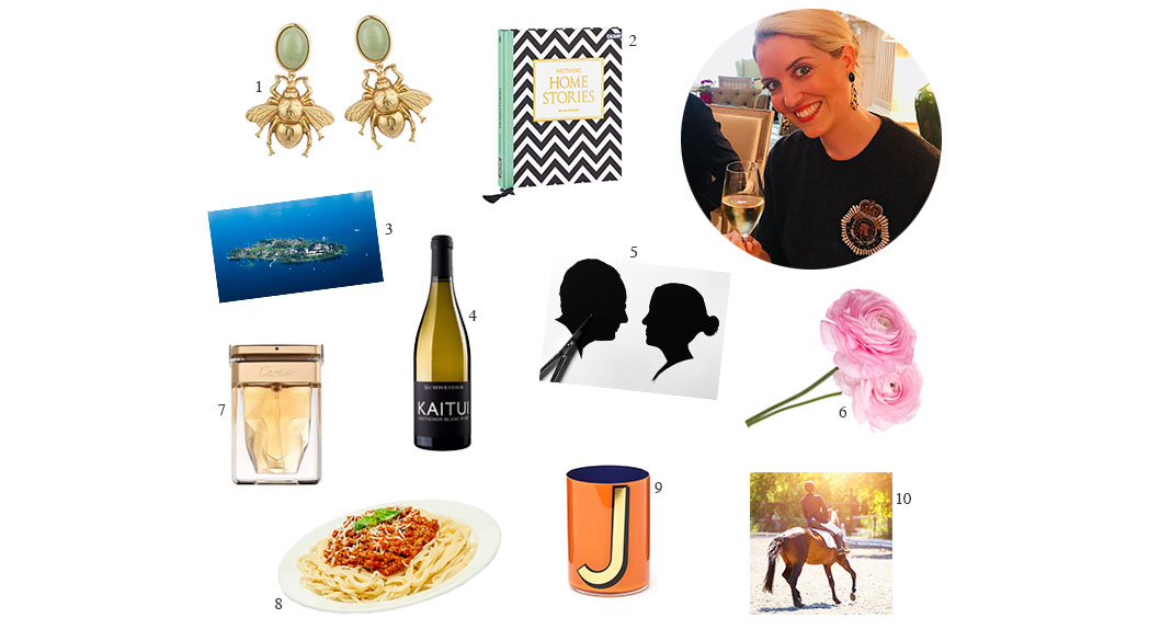 Jeannettes Love-List: 10 Dinge, die glücklich machen