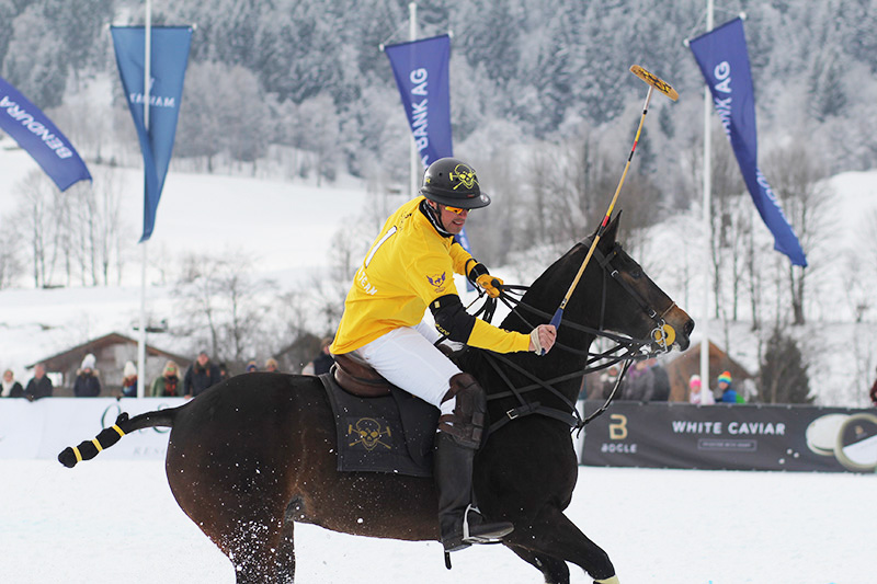 Snow-Polo Worldcup Kitzbühel
