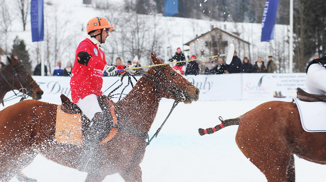 Der Lady-Blog beim Snow-Polo Worldcup Kitzbühel