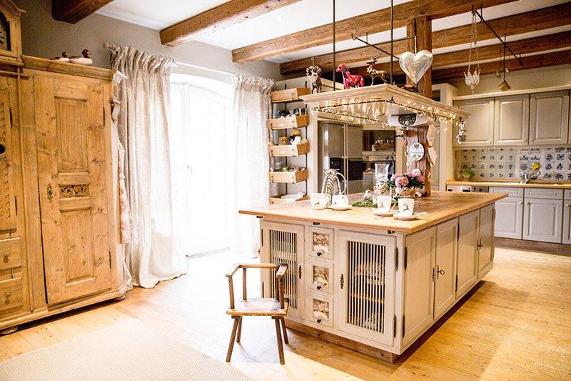 Gut Daxau: Die Küche von Susanne Michalke