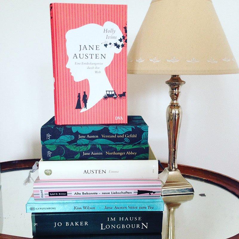 Holly Ivins: Jane Austen - Eine Entdeckungsreise durch ihre Welt