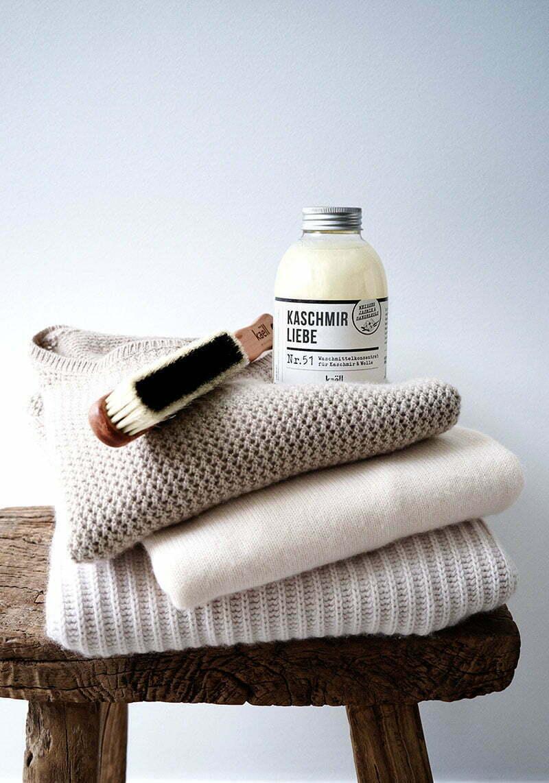 Natürliches Kaschmir-Waschmittel von Kaell
