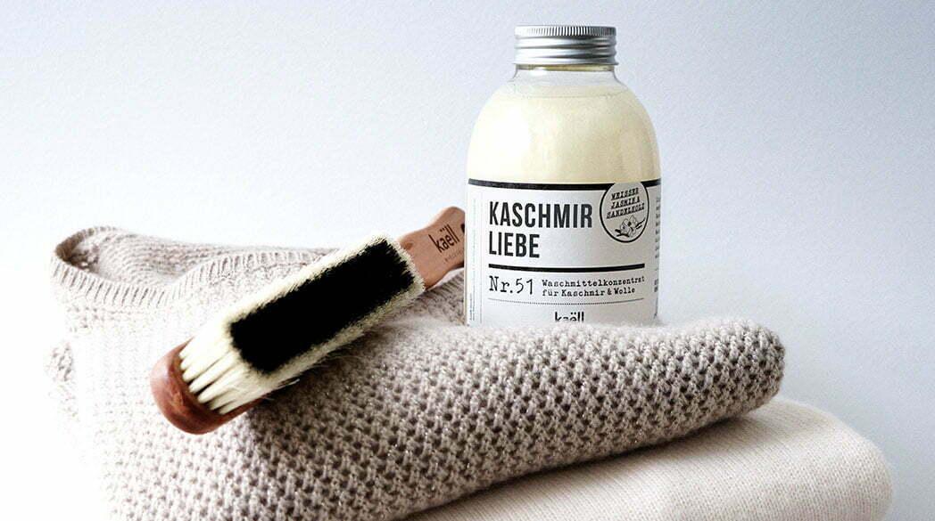 Bio-Kaschmir-Waschmittel von Kaell